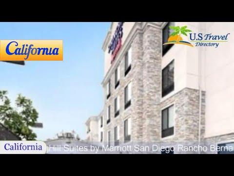 SpringHill Suites by Marriott San Diego Rancho Bernardo/Scripps Poway, San Diego Hotels - California