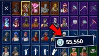 THE MOST EXPENSIVE FORTNITE ACCOUNT EVER!
