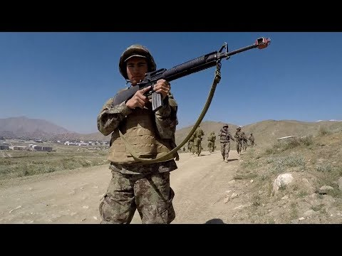 British Troops To Train Afghan Army For 'As Long As It Takes' | Forces TV