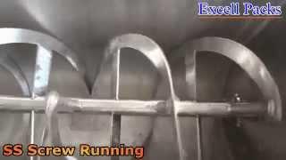 Mixing Blender Machine Manufactures