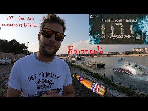 BARANGOLÓ| Tiansen, The Tumor Called Marla, Plasticocean - A38 | 2019.07.18.