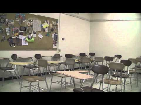 Sonoma State Ives music theory classroom