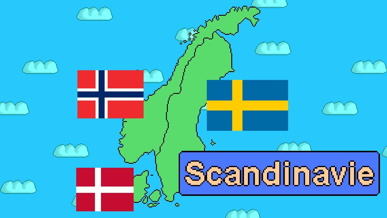 Histoire Des Pays De La Scandinavie Danemark Su De