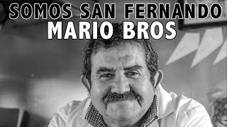 Video Retrato Mario Bros. Somos San Fernando.