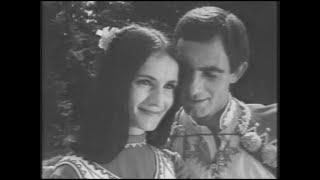 """Музыкальный фильм """"Червона рута"""" (1971)."""