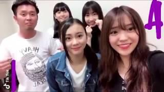 みつ吉 山田樹奈 松本慈子 野村実代 上村亜柚香 TikTok SKE48 2じゃないよ.