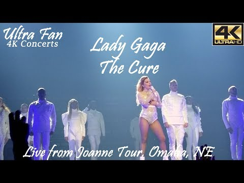 Lady Gaga - The Cure Live from Joanne Tour Omaha, NE