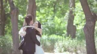 Наша свадьба:)