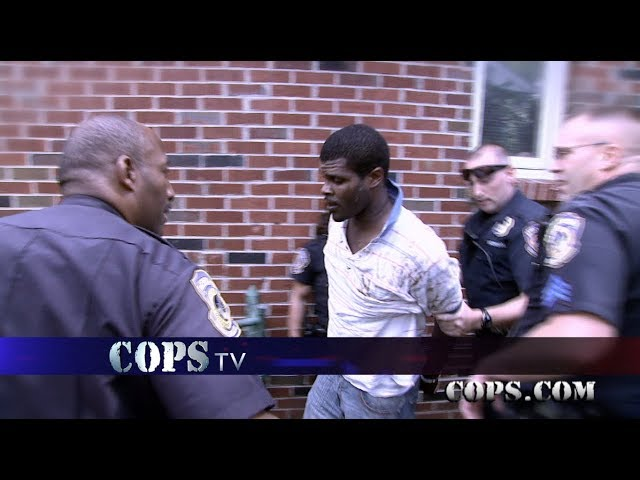 Cumbersome Criminal in Cumberland, Officer Molly Mason, COPS TV SHOW