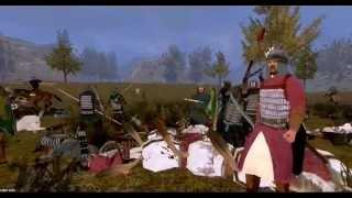 Фильм Куликовская битва по Mount and Blade .