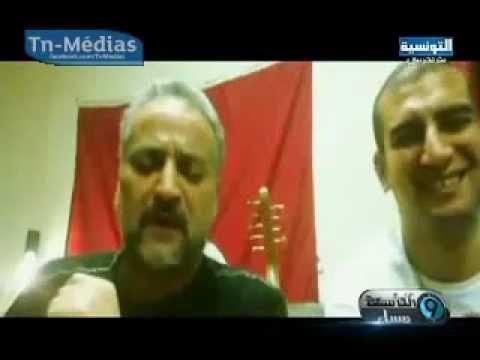 Jalel brik sur Ettounsiya TV avec Moez Ben Gharbia