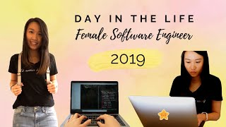 Day in the Life of a Female Software Engineer in 2019 | UC Berkeley CS Grad