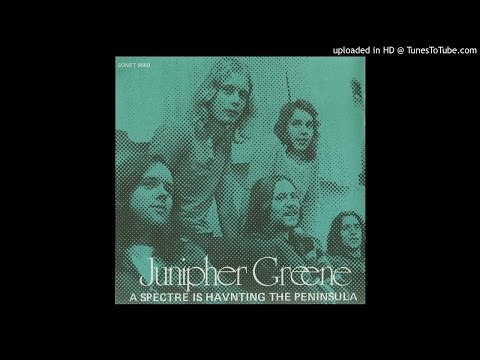 Junipher Greene - A Spectre Is Haunting The Peninsula [HQ Audio] Friendship, 1971