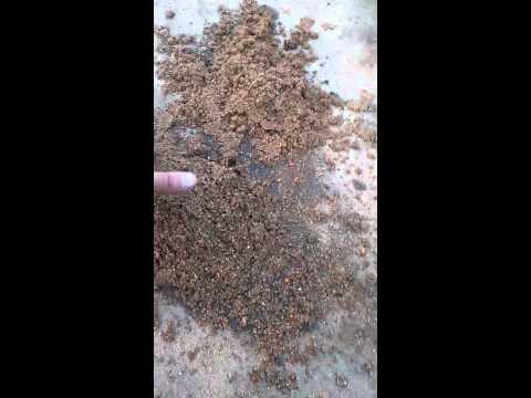 Как очистить скважину от песка своими руками.