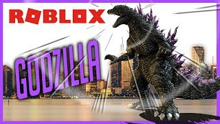 ROBLOX INDONESiA | Godzilla COMING to ROBLOX World 😍