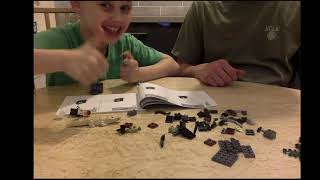 Lego Shrimp Boat Build - Boys Building Toys