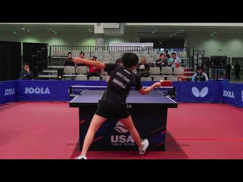 2017 US Open Women's Singles Rd16 -Chiaki Kato v Yue Wu (Full Match)