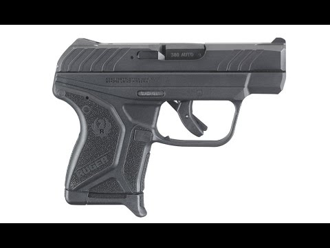 Shooting Ruger LCP 2 for the first time.
