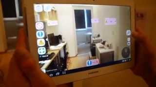 ANGELS Augmented Reality for Safety in Healthcare Environments