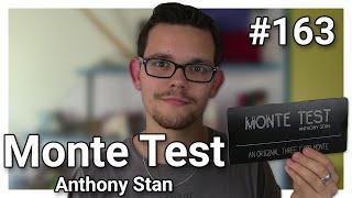 Les avis d'Alexis #163 - Monte Test d'Anthony Stan