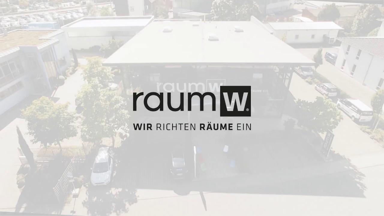 RaumW - Büroausstattung, Büromöbel, Bürostühle in Freiburg - YouTube