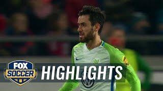 Hannover 96 vs. VfL Wolfsburg | 2017-18 Bundesliga Highlights