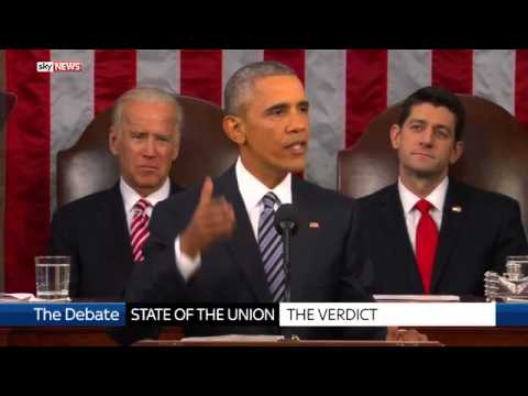 Sky News Debate: What Is The State Of The Union?