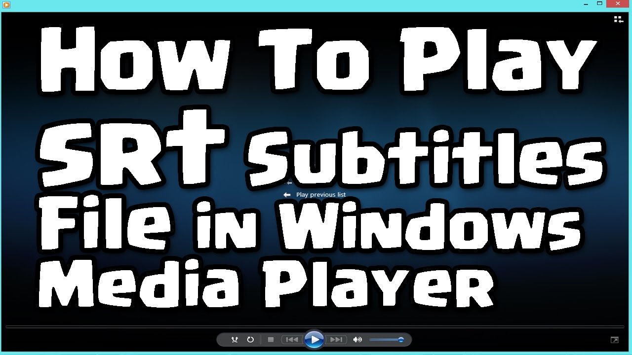 Gomplayer how to add subtitles and sync them & free download.