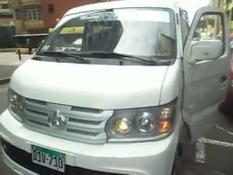 Changan Supervan 2013 0 Kms Youtube