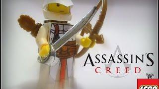 Lego Altair Custom Minifigure [Assassin's Creed] [PlayHunterChan](Всем привет! С вами PlayHunter и сегодня я вам расскажу как сделать LEGO Assassin`s Creed (Ассассина) Альтаира-ибн-ла-аххада..., 2014-10-12T11:58:24.000Z)