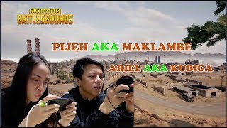 Download Video PIJEH LAISSTI DIAJAK MAIN PUBG LAGI SAMA ARIEL NOAH MP3 3GP MP4