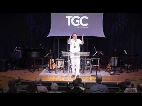 "2016 TGC Atlantic Session 1 - Michael Reeves - ""Why the Trinity is so Delightful"""