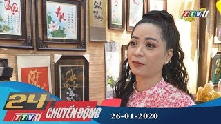 24h Chuyển động 26-01-2020 | Tin tức hôm nay | TayNinhTV