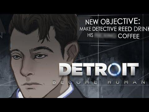 Mission Coffee | Detroit: Become Human Comic Dub