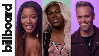 Victoria Monét, Justin Tranter & More Share Messages for LGBTQ Youth on Spirit Day | Billboard Pride