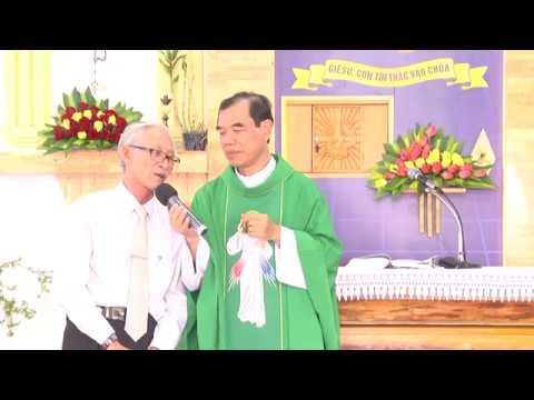 Bài giảng Lòng Thương Xót Chúa ngày 19/2/2017 - Cha Giuse Trần Đình Long
