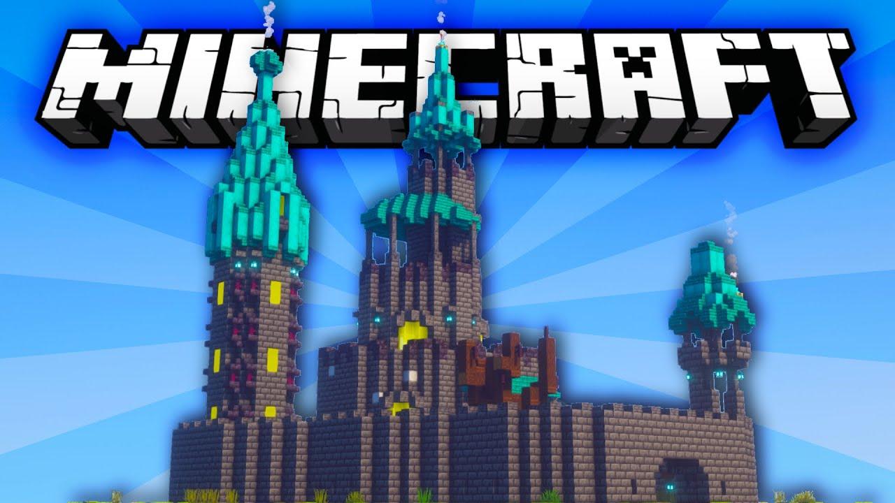 🏰 Minecraft: Fortress Idea #Shorts
