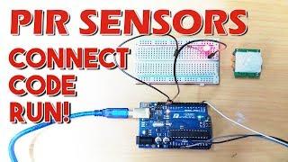 PIR Sensor Tutorial - Part 1/3 : Home Automation