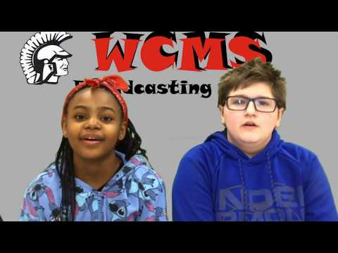 WCMS Announcements 3/20/19