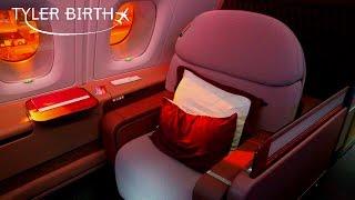 trip report   qatar airways   first class   airbus a380   doha doh paris cdg