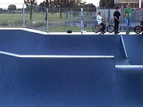 canvey island skatepark volcano 360