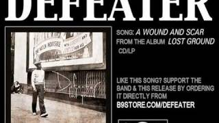 A Wound and Scar by Defeater