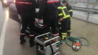Opel astra kaza Tekirdağ Malkara yolu İnecik mevkii