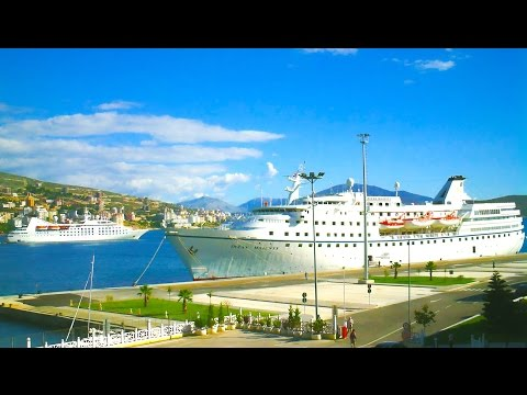 USA TODAY:SARANDA ALBANIA 2014 in TOP 10 GREAT CRUISE PORTS...