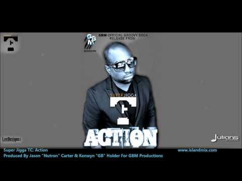Super Jigga TC : ((( ACTION ))) [2012 Trinidad Soca][Produced By GBM Productions]