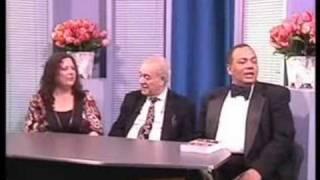 Jeanette MacDonald Nelson Eddy 4/5: 2008 TV interview #4