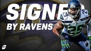 Earl Thomas Signs with the Baltimore Ravens | PFF