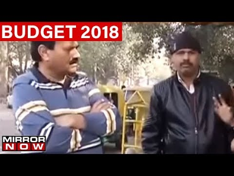 Delhi: Citizens Expectations From Union Budget 2018