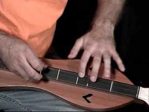 Stephen Seifert - Home on the Range - Fingerpicking - Mountain Dulcimer DVD Lesson #03 Sample