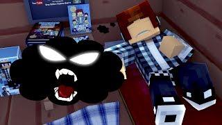 Minecraft - SONHOS MALUCOS NO MINECRAFT !!